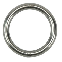 321 Stainless Steel Rings