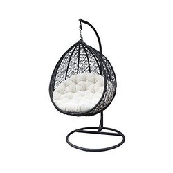 Carry Bird Hanging Swing Chair With Cushion