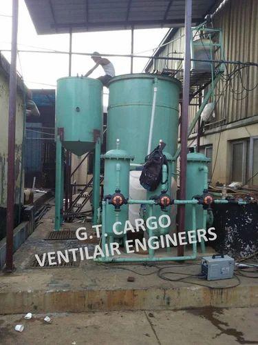 ETP Plant for Galvanizing Unit