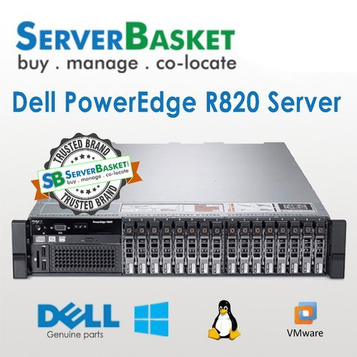 Refurbished R820 Dell Power Server