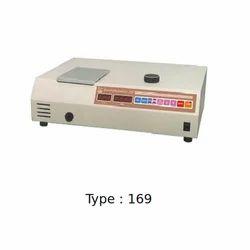 Controller Based Spectrophotometer