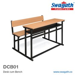 Desk Cum Bench