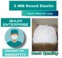 3Mm Round Elastic Ear Loop