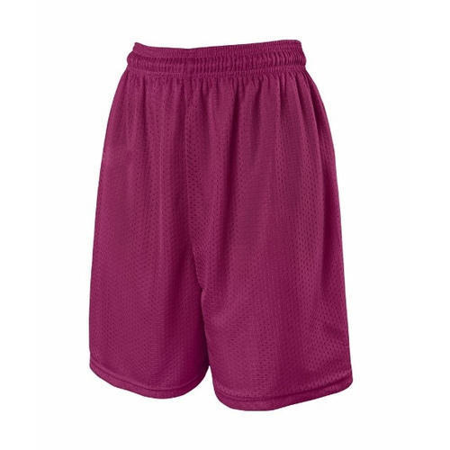 best loved 08b9b 91b6e Magenta Mens Sports Dry - Fit Shorts