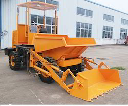 Self Loading Mini Dumper