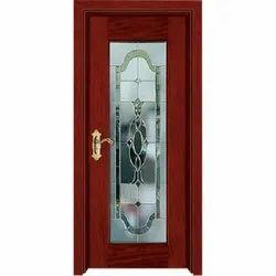 Universal Solution Exterior Modern Wooden Door