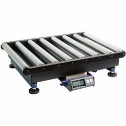 Roller Platform Scale