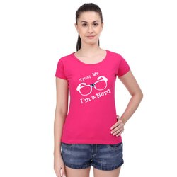 Cotton Half Sleeve You Can't Blame - Women's T-Shirts