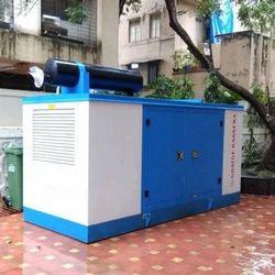 15 KVA Ashok Leyland Portable Power Generator, 3 Phase