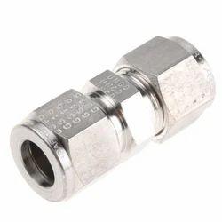 S.S. Compression Male Connector