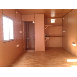 Office Container With Toilet And Pentry