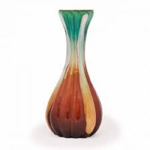 225 & Glass Flower Vase