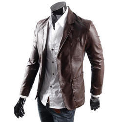 Mens Leather Blazer At RsPiece K S Layout Bengaluru Id
