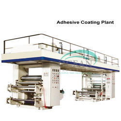 Adhesive Tape Making Machine