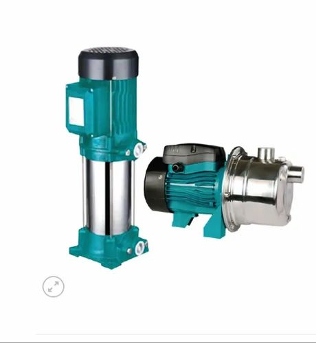 LEO Vertical Multistage Centrifugal Pump - Hydro Mart India