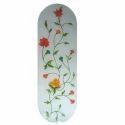 Flower Designer Window Glass
