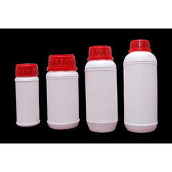 HDPE Bottle - Round Shape