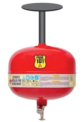 Clean Agen Fire Extinguisher Ceiling Mounted Fire