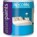 Matt White Asian Apcolite Premium Emulsion Paint, For Exterior, Packaging Type: Bucket