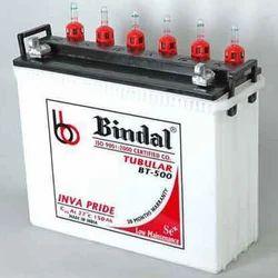 Bindal Tubular Battery, For Inverter