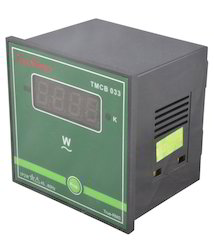 Techno Single Phase Programmable Digital Watt Meter, for Industrial