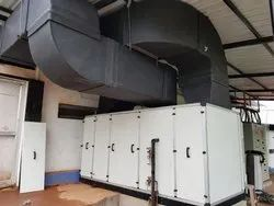 Service Provider for Galvanised Iron Air Conditioning Ducting Installation.
