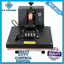 15x15 inch Heat Press Machine