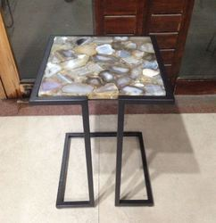 Black Agate Table