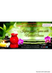 Aroma Candle Fragrances Perfumes Oils