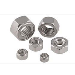 Stainless Steel Round Nuts
