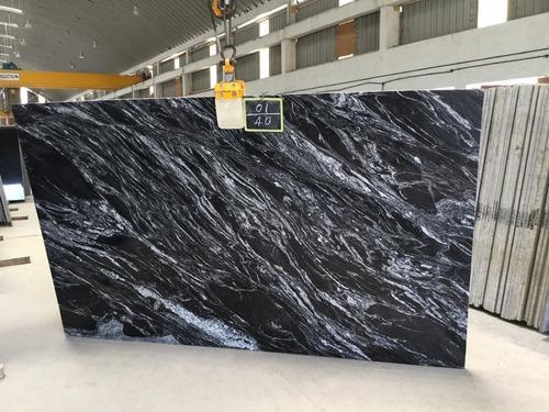 Black Forest Granite Slabs / Tiles