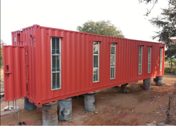 Portable Labour Accommodation Container