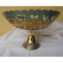 Circular Brass Bowls