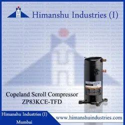 Copeland Scroll Compressor ZP83KCE-TFD