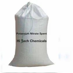 Potassium Nitrate Spent
