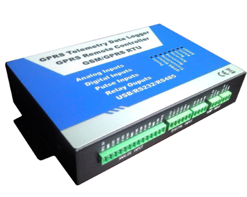 GSM GPRS Controller - GSM Remote Monitoring System