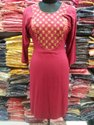 Me Fashion Rayon Embroidered Fancy Kurti