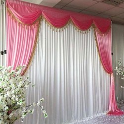 Designer Wedding Stage Backdrop