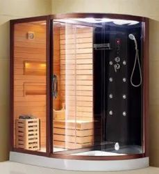 Dry/Wet Sauna Steam Room