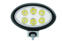 JCB Work Lamp Oval LED