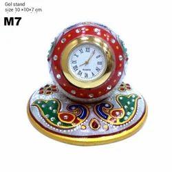 Designer Clock Stand