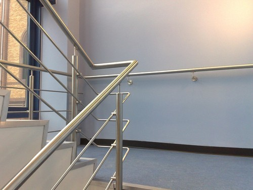 Stainless Steel Stair Balusters