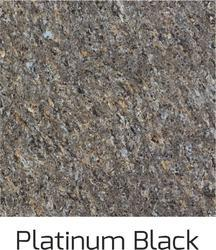 Platinum Black Double Charge Floor Vitrified Tile