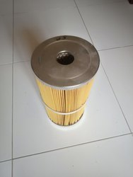 RO Plant Paper Pleated Filter Cartridges of 5 and 20 microns
