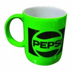 Fluorescent Mug D Green