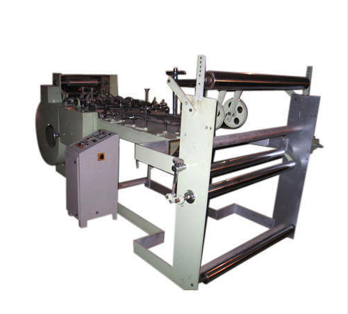 Automatic Carry Bag Making Machines, 100-120 (Pieces Per Hour)