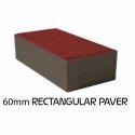 60 mm Rectangular Paver Block