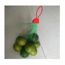 Green Fruit Packaging Net Bag