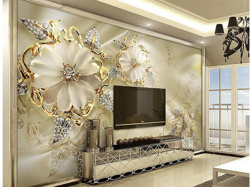3d Wallpaper 3d Wall Murals Manufacturer From Jabalpur