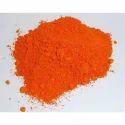 Orange Rangoli Color